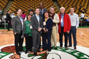 Celtics' Center Court Experience Fundraiser