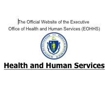 Mass Health and Human Services Logo