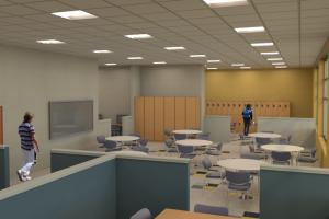 WSC new building rendering