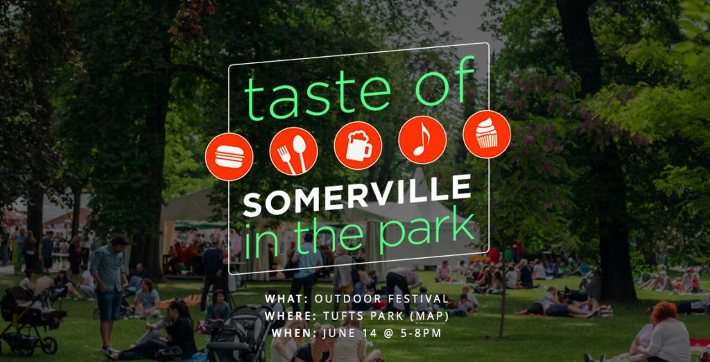 Taste of Somerville 2017