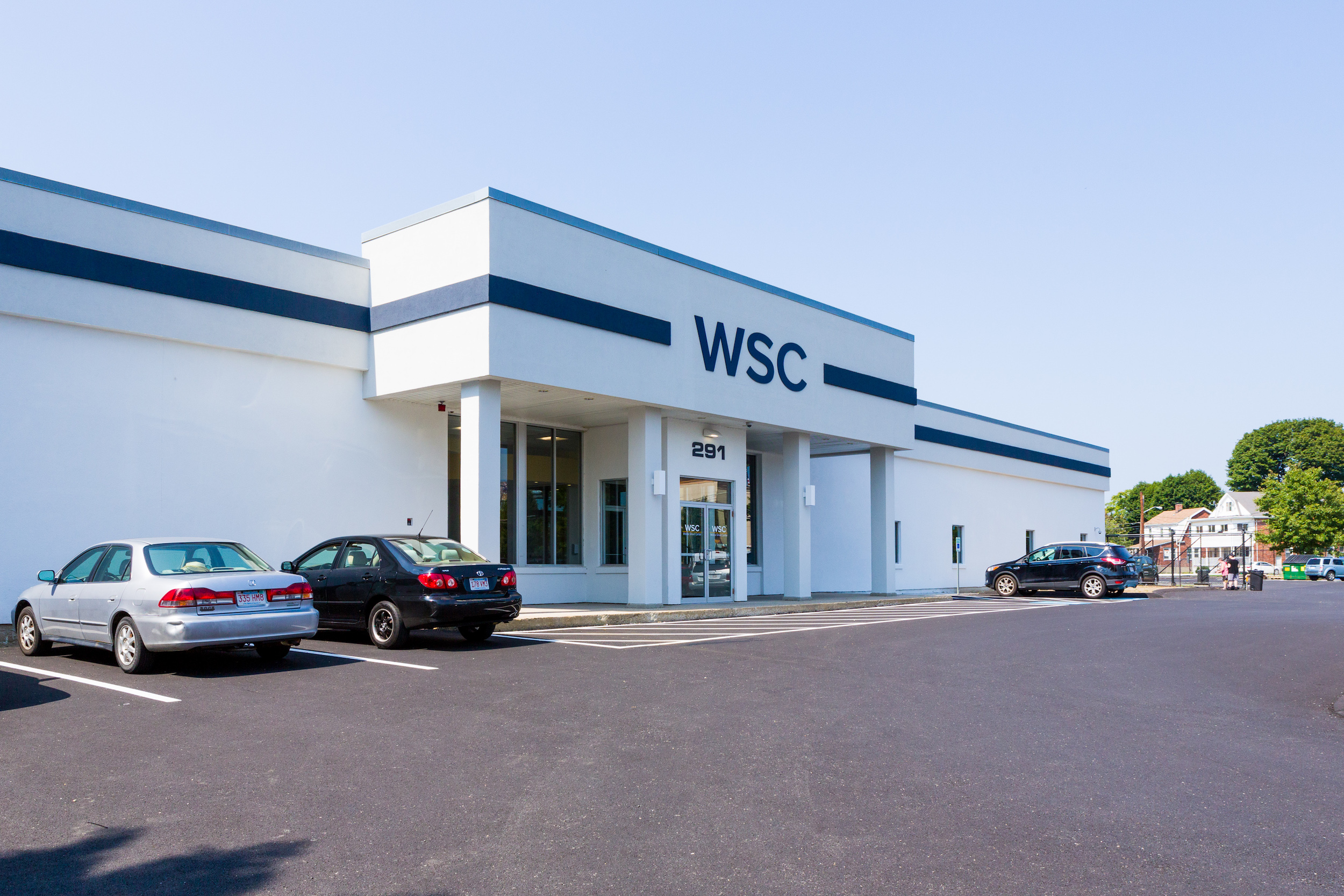 WSC NEW BUILDING